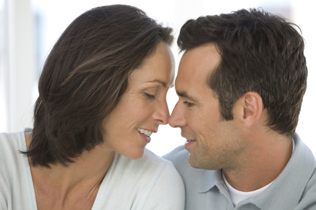 Man and Woman impacted by erectile dysfunction