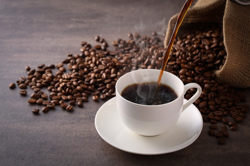 coffee can increase blood flow to the penis