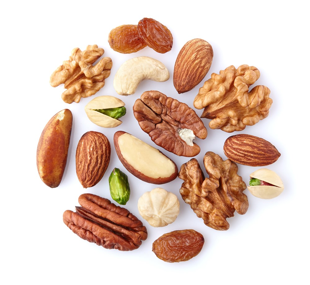 nuts can increase blood flow to the penis