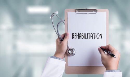 Prostate cancer rehabilitation